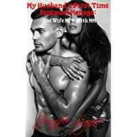 My Husband's First Time Bisexual Menage:: Hot Wife MFM with MM (Bisexual Husband Series Book 1) (English Edition)