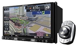 カロッツェリア(パイオニア)  楽ナビ 8型 カーナビ AVIC-RL99 フルセグ/DVD/CD/SD/Bluetoothオーディオ
