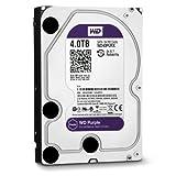 WD Purple 3.5inch IntelliPower 4.0TB 64MBキャッシュ SATA3.0  WD40PURX