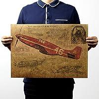 レトロポスターバーポスタークラフト紙51×35cm_15
