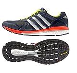 アディダス adidas ランニングシューズ 25.0cm アディゼロ テンポ ブースト adizero Tempo boost B22860 ミッドナイトグレー 国内正規品