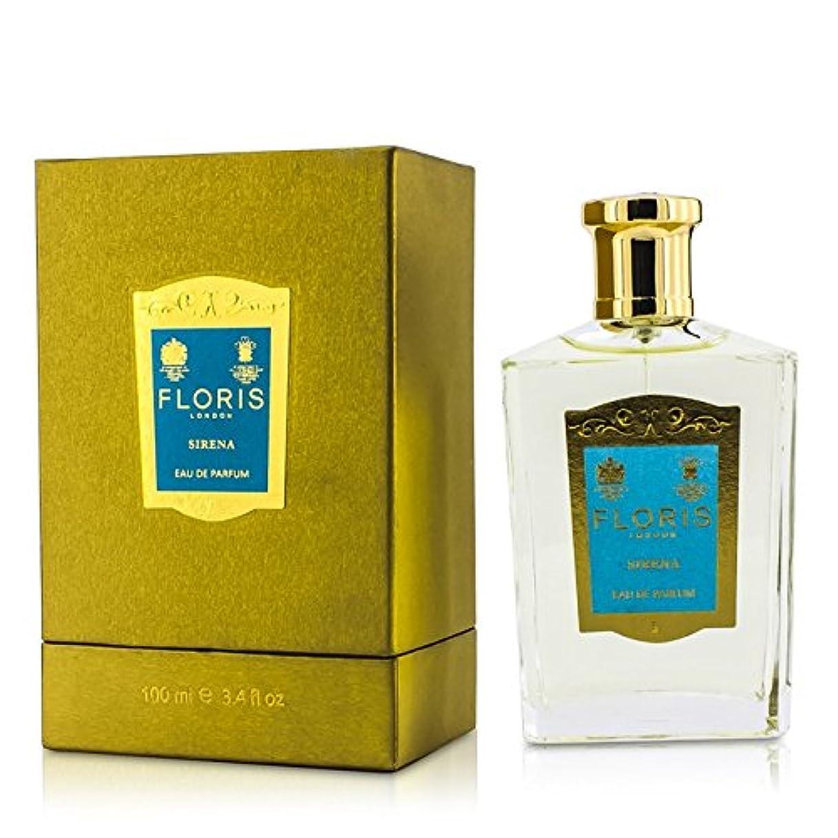 キャンバスバインド完璧なフローリス Sirena Eau De Parfum Spray 100ml/3.4oz並行輸入品
