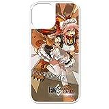 HAKUBA キャラモード Fate/Grand Order タマモキャット iPhone12 / iPhone12 Pro 専用ケース 6.1インチ対応 ワイヤレス充電対応 軽量 薄型 iPhoneカバー クリア 4977187136814