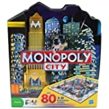 Monopoly City Collector's Edition in City Shaped Collectible Tin [並行輸入品]