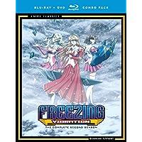 Freezing Vibration: Season Two - Anime Classics