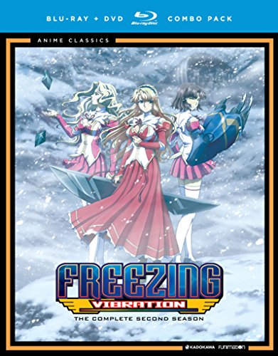 フリージング (FREEZING VIBRATION: SEASON TWO - ANIME CLASSICS)