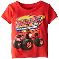 Freeze Children's Apparel Blaze and The Monster Machines Little Boys' Toddler Short Sleeve T-Shirt