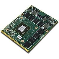 元新しいノートパソコングラフィックスビデオカードAMD Mobility Radeon HD 5870hd5870for Clevo w860W870W860cu w870cu 1GB 1GB gddr5XMXM 3.0B VGAボード交換パーツ
