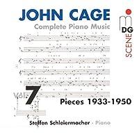 Complete Piano Music, Vol. 7: Pieces 1933-1950 (2001-08-28)