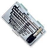 スレッドマスター(Thread Master) 11個組 タップと下穴ドリル T型ハンドル付 22305
