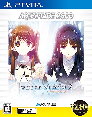 WHITE ALBUM2 -幸せの向こう側- AQUAPRICE2800 - PS Vita
