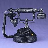 ハロウィン演出 ゴーストテレフォン: 音の出る恐怖の電話 ハロウィン飾り ホラー お化け屋敷 ゴースト 装飾小物