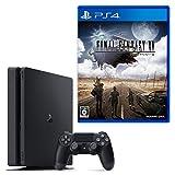 【4/2限定 参考価格から8,376円OFF】PlayStation 4 ジェット・ブラック 500GB (CUH-2000AB01) + ファイナルファンタジー XV