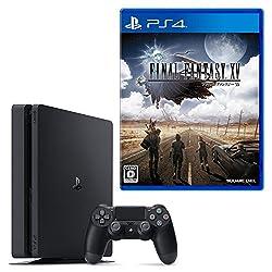 PlayStation 4 ジェット・ブラック 500GB (CUH-2000AB01) + ファイナルファンタジー XV