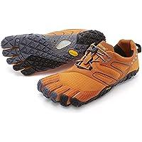 Vibram FiveFingers ビブラムファイブフィンガーズ V-Trail Orange-Grey-Black/オレンジ-グレイ-ブラック 17M6904