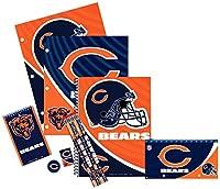 (Chicago Bears) - National Design NFL 11-Piece Stationery Set (11056-QUE)