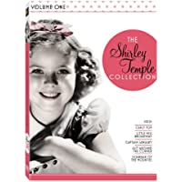 The Shirley Temple Collection: Volume One (Captain January, Curly Top, Heidi, Just Around the Corner, Little Miss