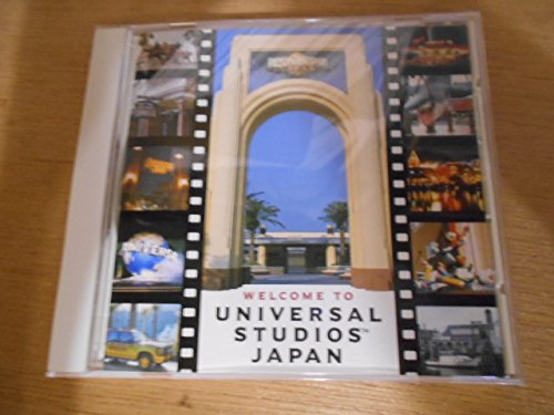 CD/WELCOME TO UNIVERSAL STUDIOS JAPAN