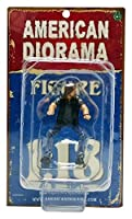 1/18 American Diorama BIKER - ACE male biker bike ride figure model