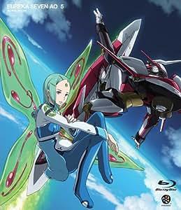エウレカセブンAO 5 [Blu-ray]