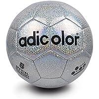 シルバーレーザーAdicolorフットボールトレーニングとレクリエーションサッカーボール子供ゲームTrainボールメンズレディースサイズ5