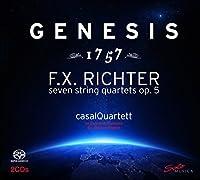 Richter: String Quartets Op.5