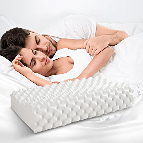 LATEX 枕 ラテックス枕 高反発枕 いびき防止枕 高反発 まくら ゴム枕...