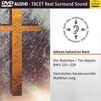 Motets Bwv 225-229 by JOHANN SEBASTIAN BACH