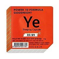 It's Skin Power 10 Formula Goodnight Sleeping Capsule (Ye) 7EA / イッツスキンパワー10 フォーミュラ グッドナイトスリーピングカプセル 7個 [並行輸入品]