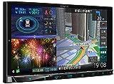 Kenwood(ケンウッド) 7V型モデル(180mm)地上デジタルTVチューナー/Bluetooth®内蔵 DVD/USB/SD AVナビゲーションシステム MDV-M807HD