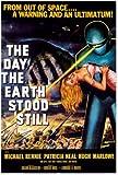 ポスター 地球の静止する日 The Day the Earth Stood Still
