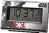 リズム時計 RHYTHM STAR WARS ( スターウォーズ ) 電波 デジタル 時計 ローグ・ワン ( デス・トルーパー ) レッド 8RZ133MD01