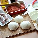 プロ仕様 醗酵済冷凍ピザ生地  10玉