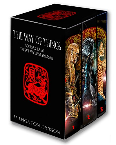 Download The Way of Things: Upper Kingdom Boxed Set: Books 1, 2 and 3 in the Rise of the Upper Kingdom (English Edition) B00R79CLPE