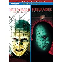HELLRAISER 3: HELL ON EARTH & HELLRAISER 4: BLOOD
