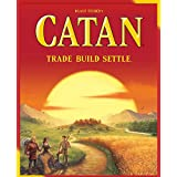 Asmodee Catan: The Settlers Board Game