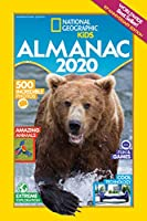 National Geographic Kids Almanac 2020, International Edition (National Geographic Almanacs)