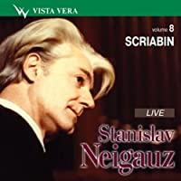 Stanislav Neigauz, vol. 8 - Alexander Scriabin