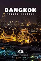 "Travel journal Bangkok 50 pages diary blank lined notebook 6"" x 9"": Travel diary Planner & Journal"