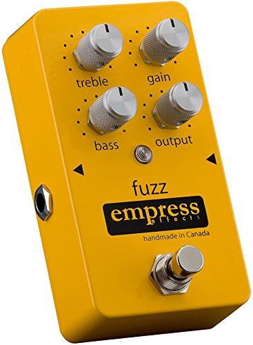 Empress Effects エンプレスエフェクト ファズ ギターエフェクター Fuzz