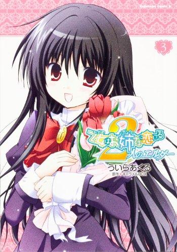 乙女はお姉さまに恋してる 2人のエルダー (3) (角川コミックス・エース 236-5)の詳細を見る