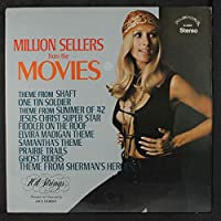 million sellers from the movies LP