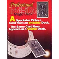 Loftus International Bicycle Professional Invisible Card Deck Blue/Red [並行輸入品]