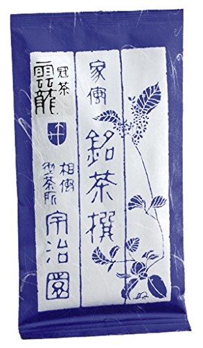 銘茶撰 冠茶雲竜 100g×3