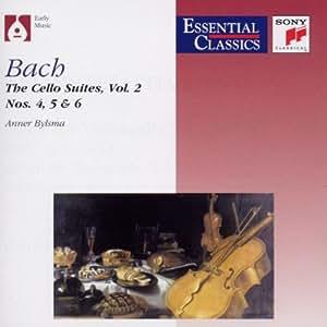 Bach;Cello Suites 4