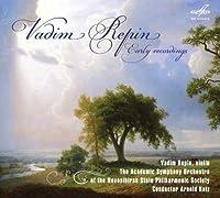 Vadim Repin: Early recordings by Repin