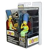Official McFarlane The Simpsons Movie Marge Movie Mayhem Figure [並行輸入品]