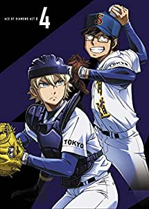 ダイヤのA actII Blu-ray Vol.4