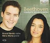 ベートーヴェン:ヴァイオリンソナタ全集