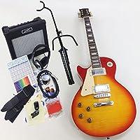 エレキギター 初心者 Blitz BLP-450-LH CS レフトハンド左利き入門セット13点